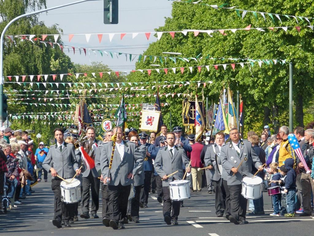 Große Parade